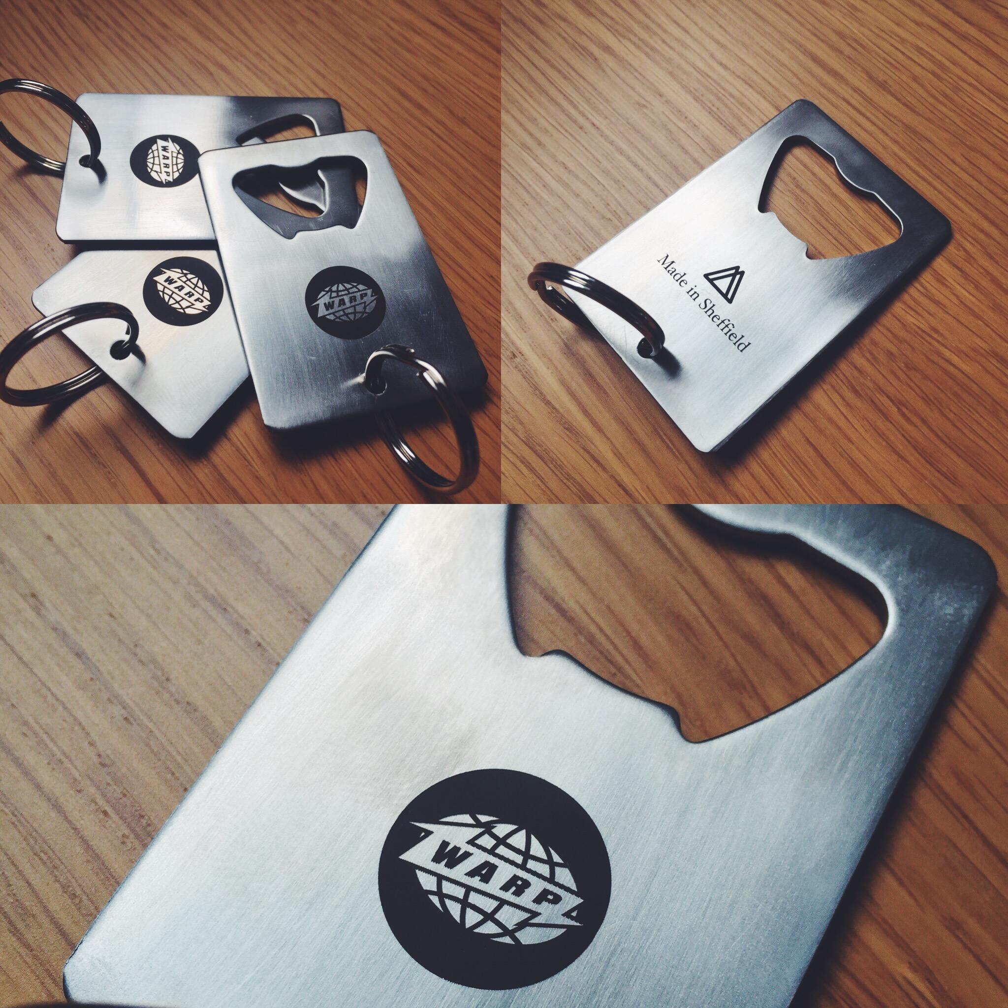 Keychain giveaway