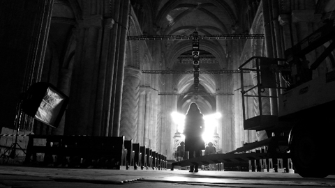 Chorus: United Visual Artists With Music from Mira Calix featured on Sky Arts TV