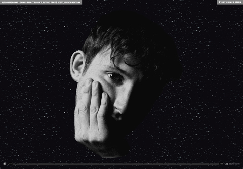 Check the interactive video for 'Chimes Rmx' at hudsonmohawke.com