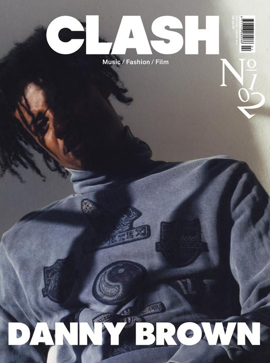 Clash Issue no. 102 cover star