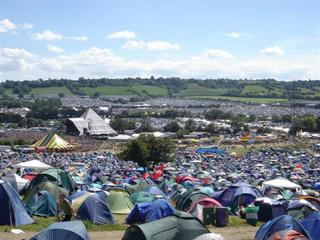 Maximo To Officially Open Glastonbury 2009!