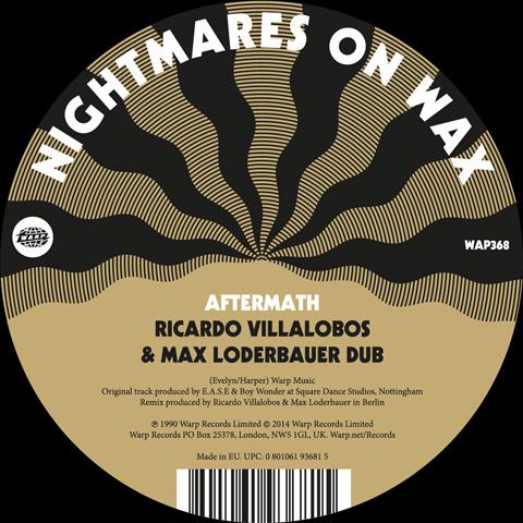 Announcing Villalobos & Loderbauer Aftermath Remixes 12