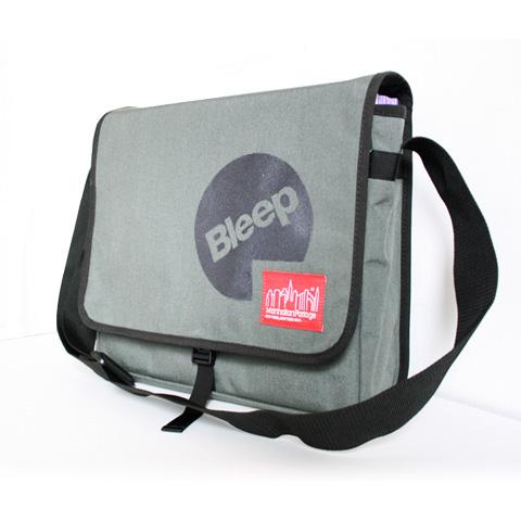 New Bleep Manhattan Portage Record Bags