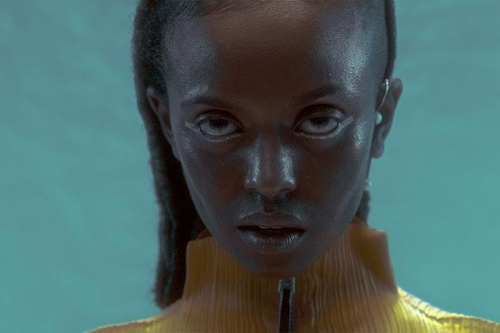 'Blue Light' video directed by Helmi