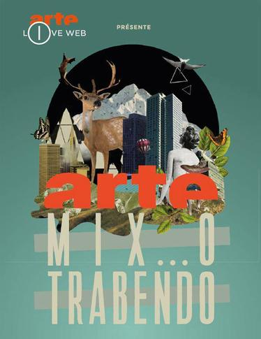 Watch a live performance from the Arte Mix Ô Trabendo event from 8.00pm CET