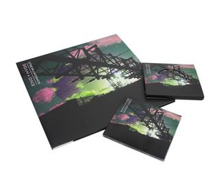 View photos of the upcoming 'Someday World' album from Brian Eno and Karl Hyde