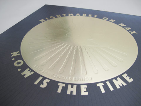 The 'N.O.W IS THE TIME' album is out now, explore 25 years of music at now.nightmaresonwax.com