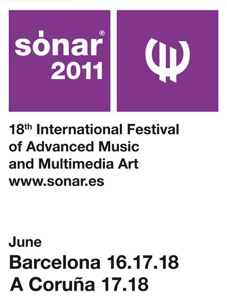 Announced by Sonar Festival as part of their 2011 lineup with Chris Cunningham, Steve Reich & more