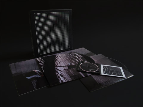 Ufabulum Phosphorescent Deluxe Vinyl repressing at Bleep