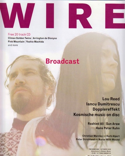 Wire magazine's album of the year for 2009 plus new video #2 - I See, So I See So