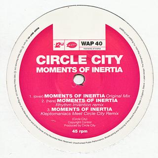 Moments of Inertia