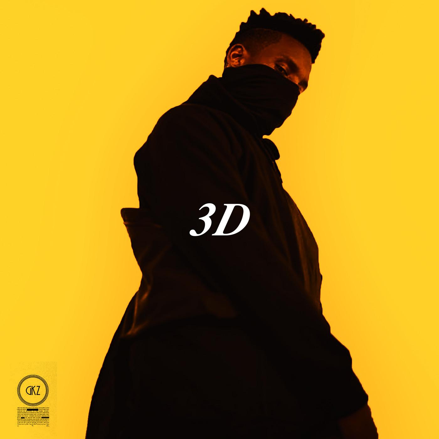 New on Warp – Listen to '3D'