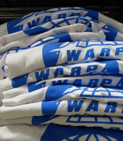 Two Warp T-Shirts for £25