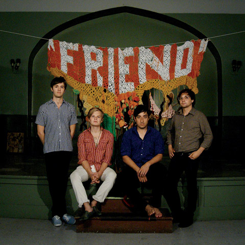 Friend EP Reiewed on Pitchfork