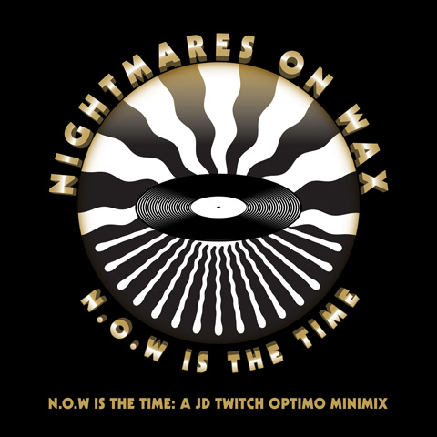 Download a minimix of the upcoming 'N.O.W IS THE TIME' album by JD Twitch (Optimo)