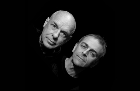 Two new albums in one year from Brian Eno in collaboration with Karl Hyde