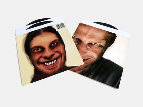 New Warp vinyl represses