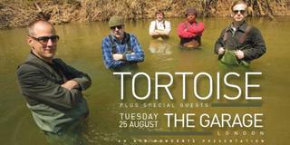 Supporting Tortoise at 'The Garage' In London Tomorrow Night