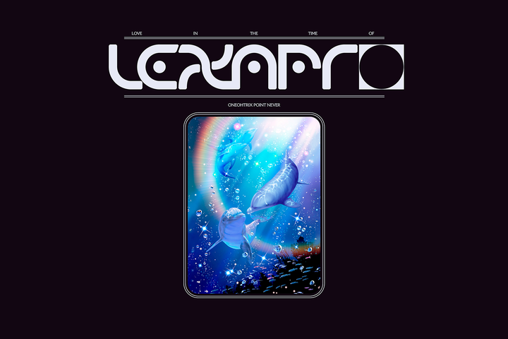 'Love In The Time of Lexapro' EP released 23 November