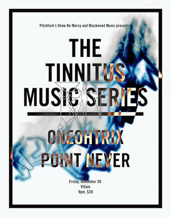 New York show announced as part of The Tinnitus Music Series